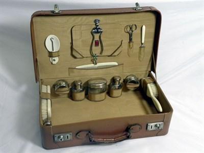 Lot 211-Rolls-Royce Badged Vanity Case