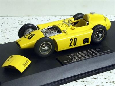 Lot 213-1956 Lancia-Ferrari D50 F1 Scratch-Built Model