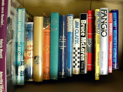 Lot 105-Quantity of Biography Titles