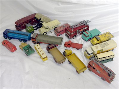 Lot 218-Quantity of Assorted Dinky Toys