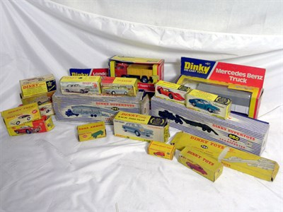 Lot 219-Quantity of Assorted Dinky Toys