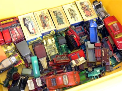 Lot 226-Quantity of Lesney Models