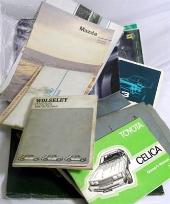 Lot 145-Assorted Literature