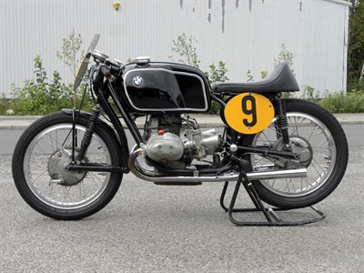 Lot 43-1954 BMW RS54