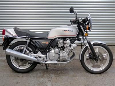 Lot 78-1978 Honda CBX1000