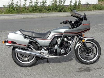 Lot 4 - 1982 Honda CBX Pro Link