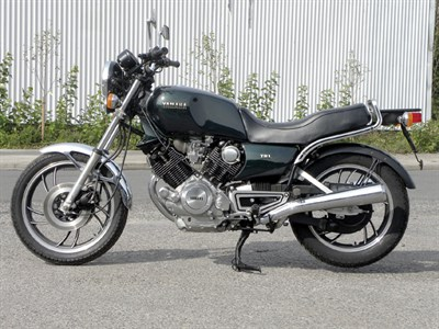 Lot 18-1981 Yamaha TR1