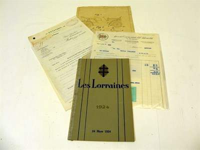 Lot 107-Early Literature