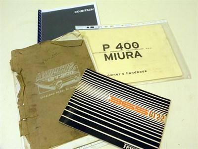 Lot 102-Quantity of Italian Literature