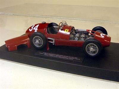 Lot 202-1952 Ferrari 500 F2 Scratch-Built Model