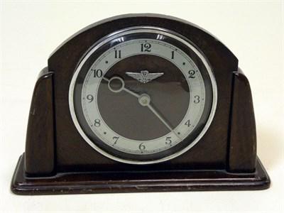 Lot 211-Austin Motor Company Clock