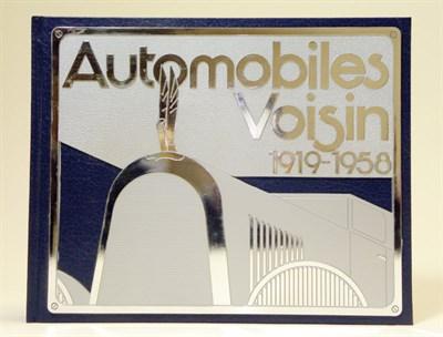 Lot 100-Automobile Voisin 1919 - 1958 By Courteault