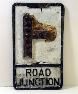 Lot 701-Two Road Signs