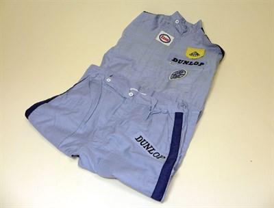Lot 207-Jim Clark Racing Suit