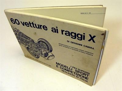 Lot 118-60 Vetture Ai Raggi X By Giovanni Cavara