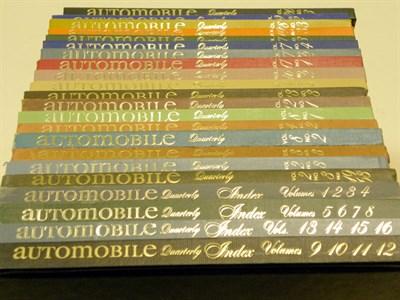 Lot 119-Automobile Annuals