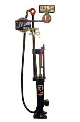 Lot 702-Restored Vintage Petrol Pump