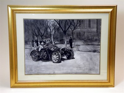 Lot 503-'Mille Miglia 1932' by B.D. Taylor