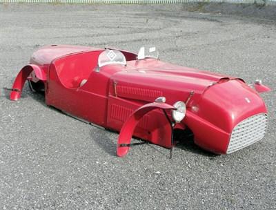 Lot 320-Ferrari 166 Complete Bodywork