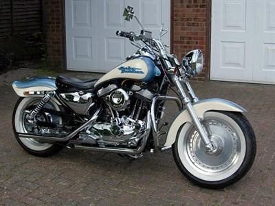 Lot 3 - 1994 Harley Davidson Sportster XLH1200