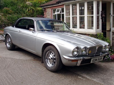 Lot 11-1976 Daimler Double Six Coupe
