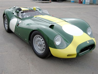 Lot 69-1959 Lister Jaguar 'Knobbly'