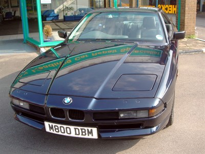 Lot 7-1994 BMW 840Ci