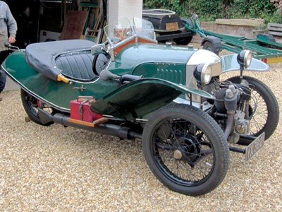 Lot 29-1926 Morgan Aero