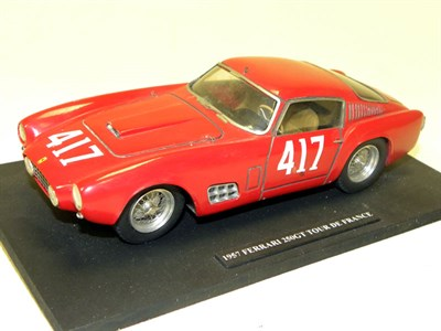Lot 205-Ferrari 250GT TDF Model