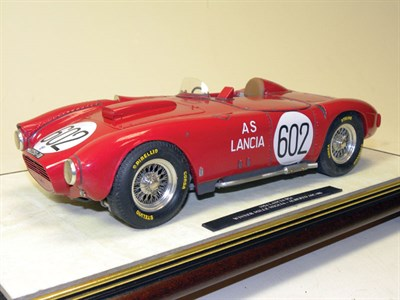 Lot 207-1954 Lancia D24 Scratch-Built Model