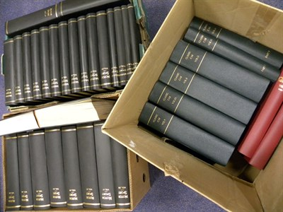 Lot 145-Assorted Bound Volumes
