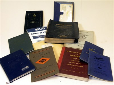 Lot 144-Assorted Technical Literature