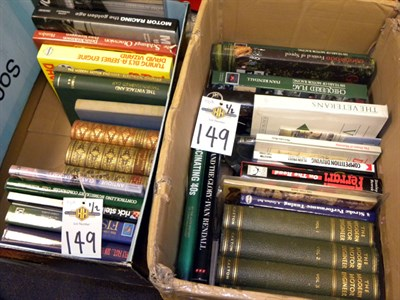 Lot 149-Large Selection of Motoring Books