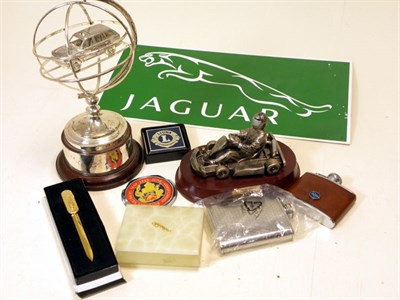 Lot 209-Assorted Automobilia