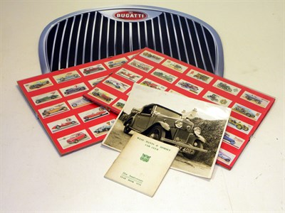 Lot 216-Assorted Automobilia