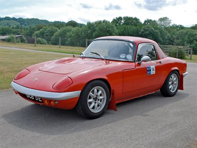 Lot 13-1967 Lotus Elan 'Type 26R' Recreation