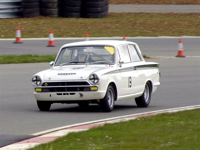 Lot 68-1966 Ford Lotus Cortina