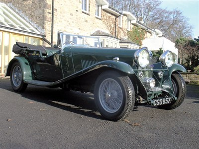 Lot 56-1935 Lagonda 3 / 4.5 Litre Tourer