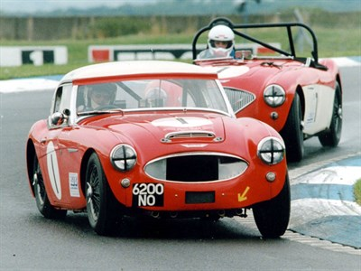 Lot 35 - 1959 Austin-Healey 3000 'Bulldog'