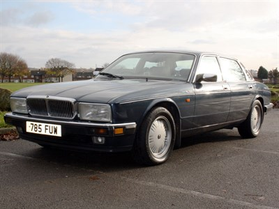 Lot 16-1993 Daimler Double Six