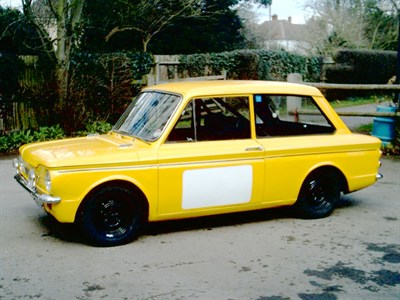 Lot 69 - 1968 Hillman Imp Rally Car