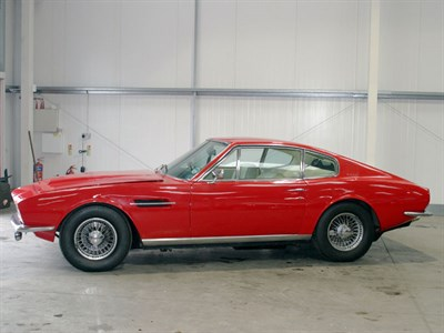 Lot 54-1969 Aston Martin DBS