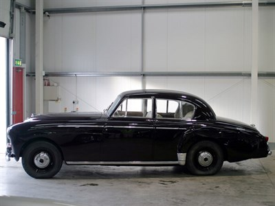 Lot 53-1956 Lagonda 3 Litre Saloon