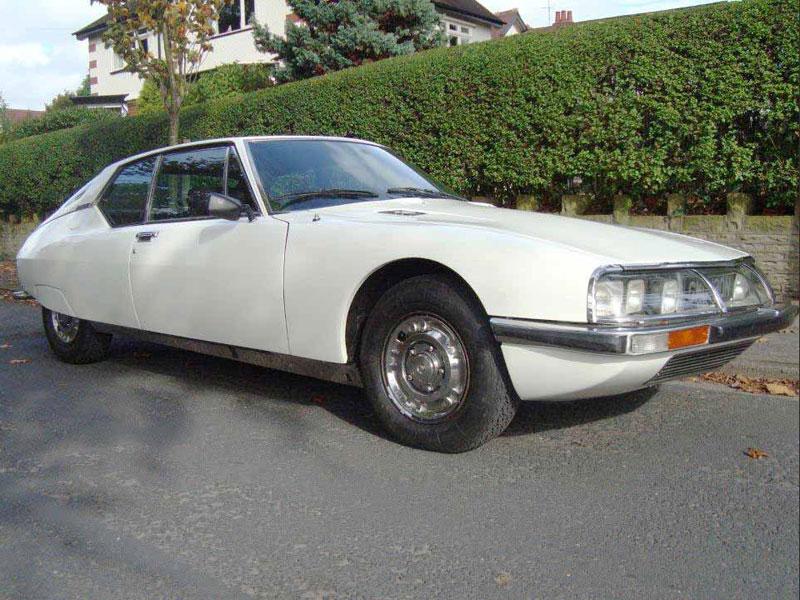 Lot 24-1974 Citroen SM