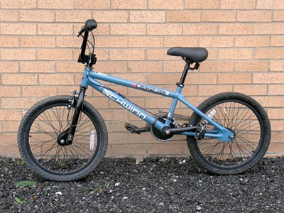 Lot 1-Schwinn BMX-Style