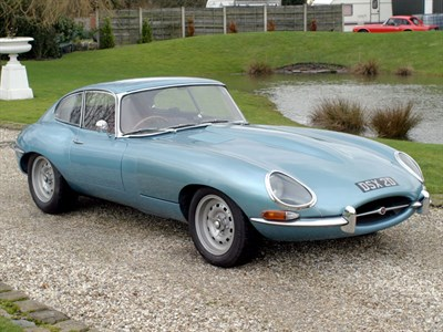 Lot 60 - 1966 Jaguar E-Type 4.2 Coupe