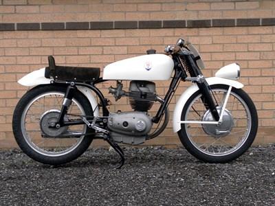 Lot 7 - 1955 Maserati 160 Sport Special