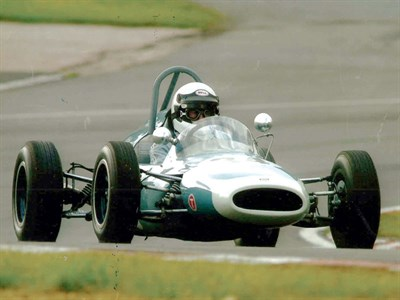 Lot 49 - 1963 Cooper-Climax Type 59 Single Seater