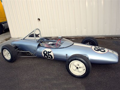 Lot 58 - 1962 Lotus 20/22 Formula Junior