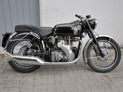 Lot 5 - 1960 Velocette Venom